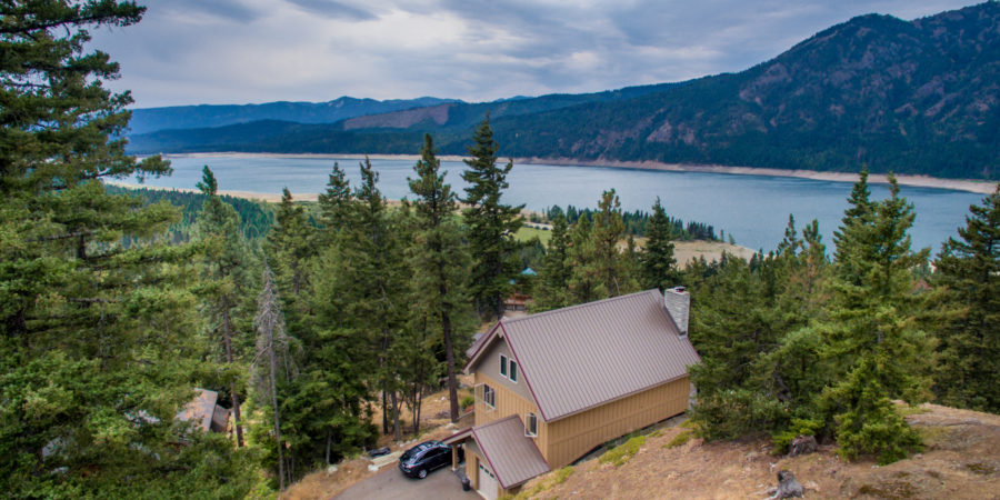 Custom Built Cle Elum Vacation Home