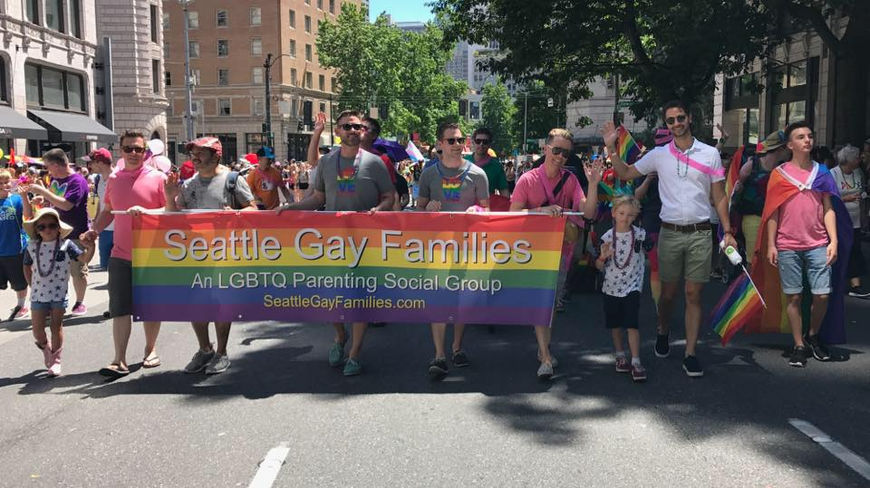 seattle gay families