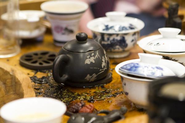 Northwest Tea Festival 9/30 & 10/1