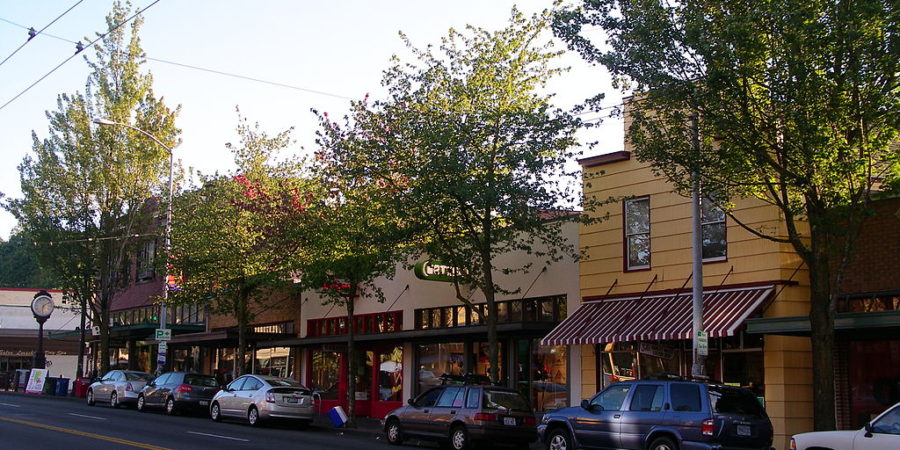 Columbia City, Seattle, WA