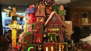 Seattle Gingerbread Village
