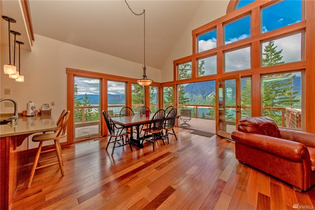Custom Built Cle Elum Vacation Home