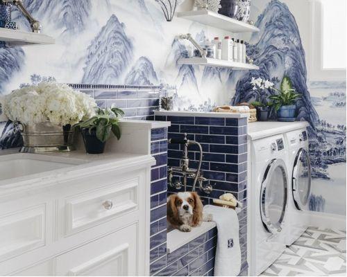 Laundry Room Remodel - De Maria Partners