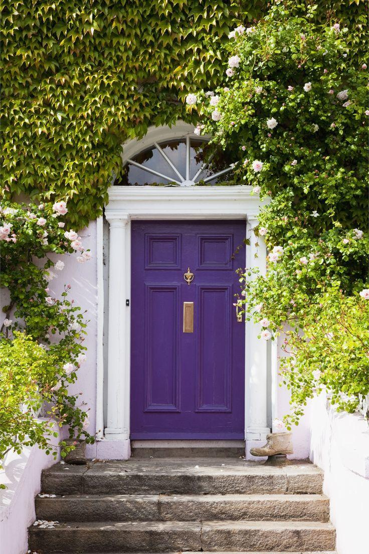 Violet Door
