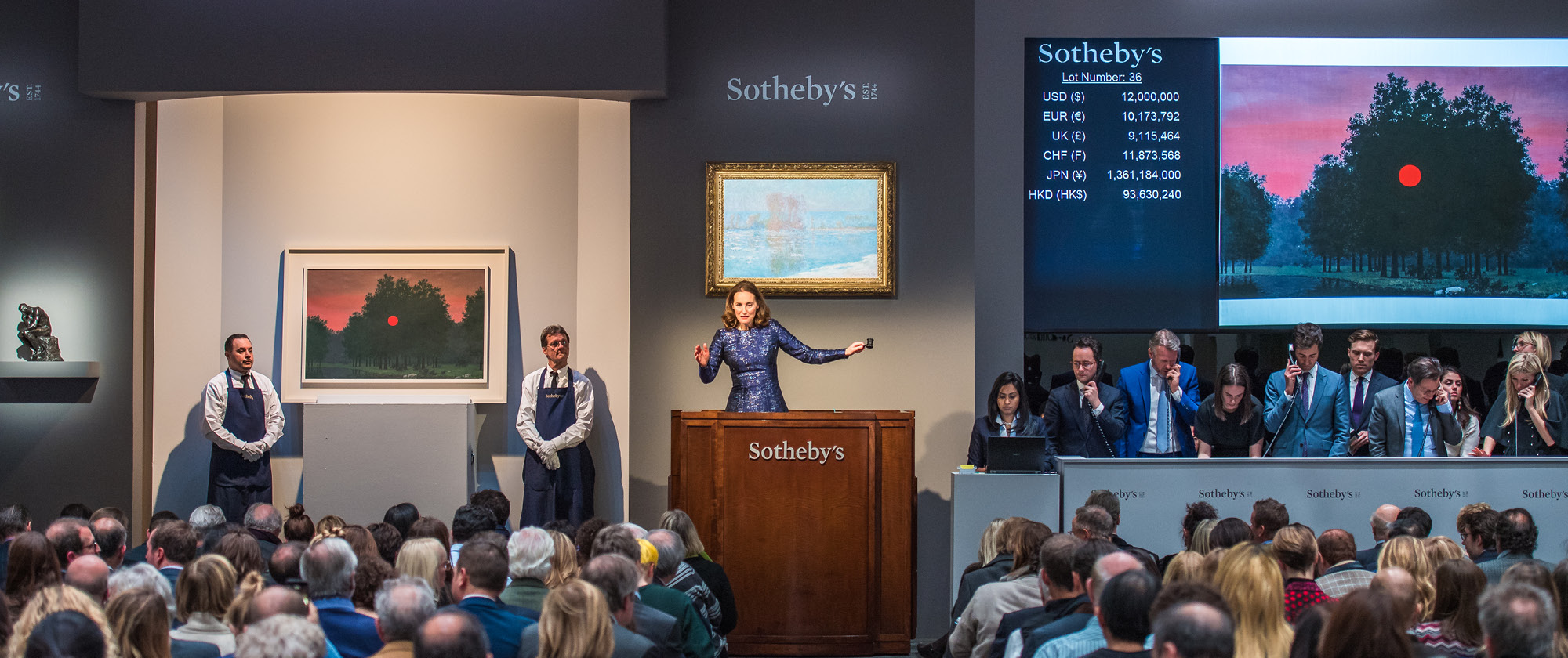 Sotheby's Brand Auction House